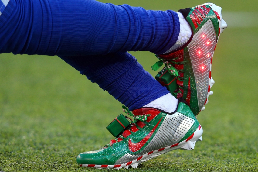 Odell New Shoes