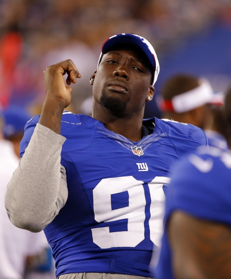 New York Giants Should Not Franchise Tag Jason Pierre-Paul