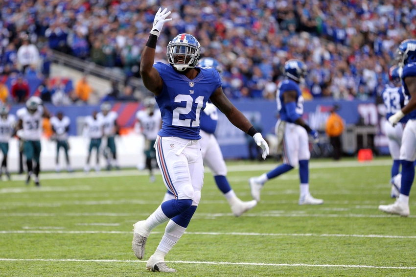 fc028f84 New York Giants: Four Players Selected To Pro Bowl