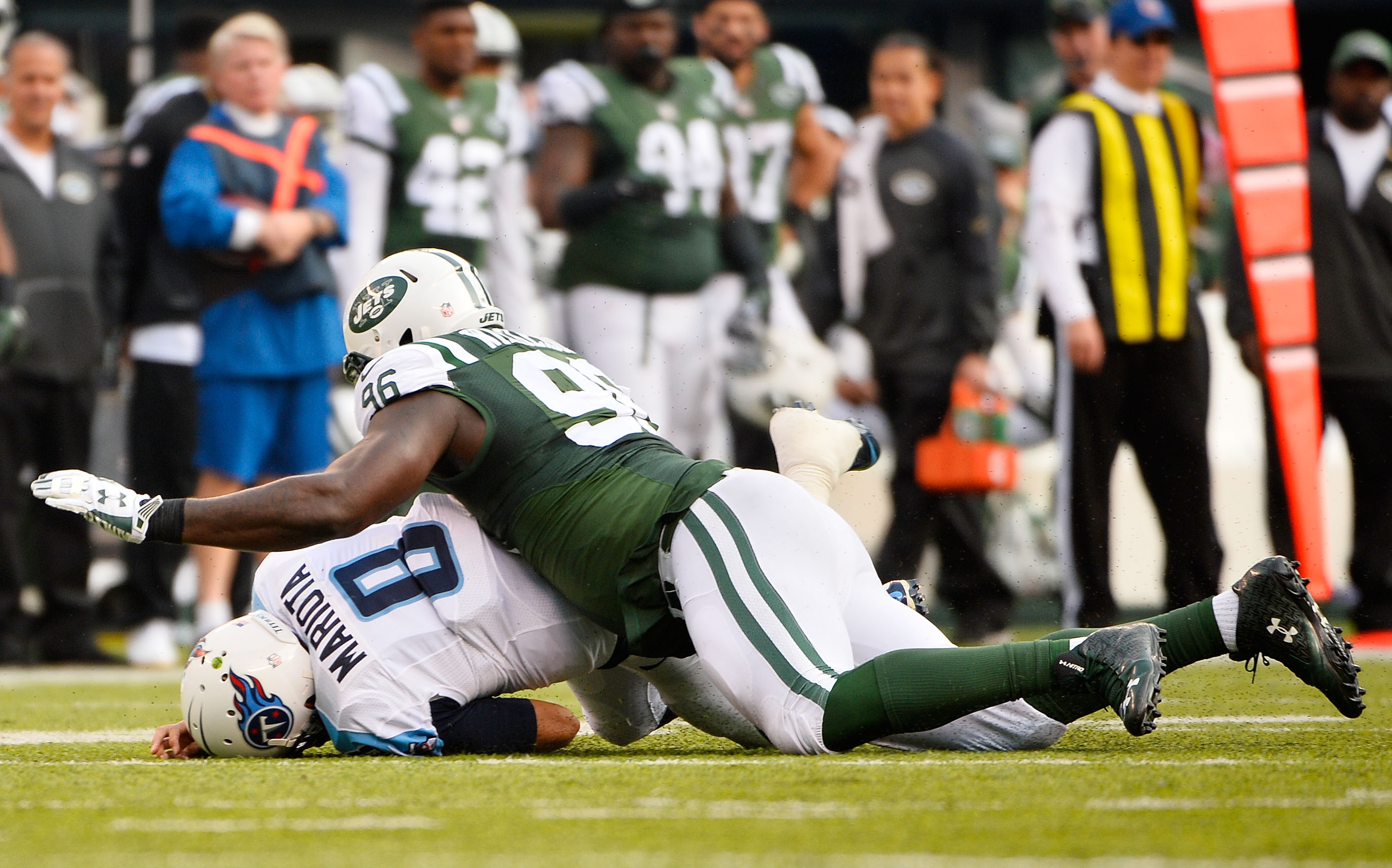 New York Giants have bigger fish to fry than Wilkerson s ego