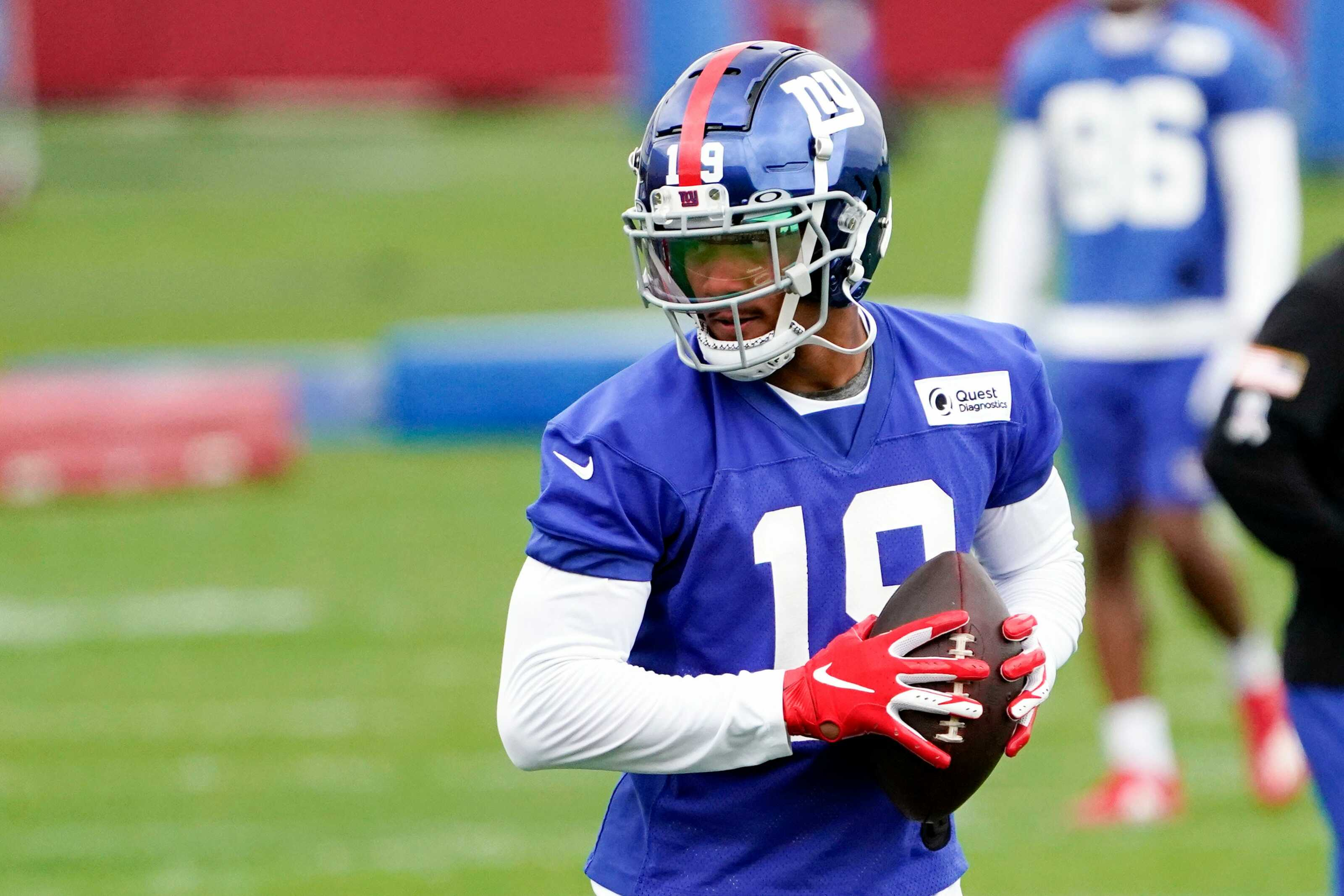 NY Giants roster: Ranking the wide receivers as training camp nears